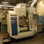 Hurco VM1 Vertical 3 Axis CNC Mill