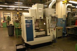 Hurco VM1 Vertical 3 Axis CNC Mill