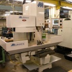 Miltronics RH-20 3 Axis CNC Mill