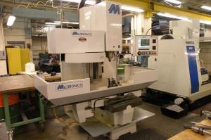 Miltronics RH-20 3 Axis CNC Mill