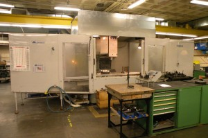 Miltronics VMD30 3 Axis CNC Mill