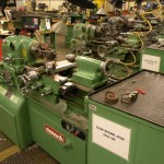 Two Monarch Tool Room Lathes