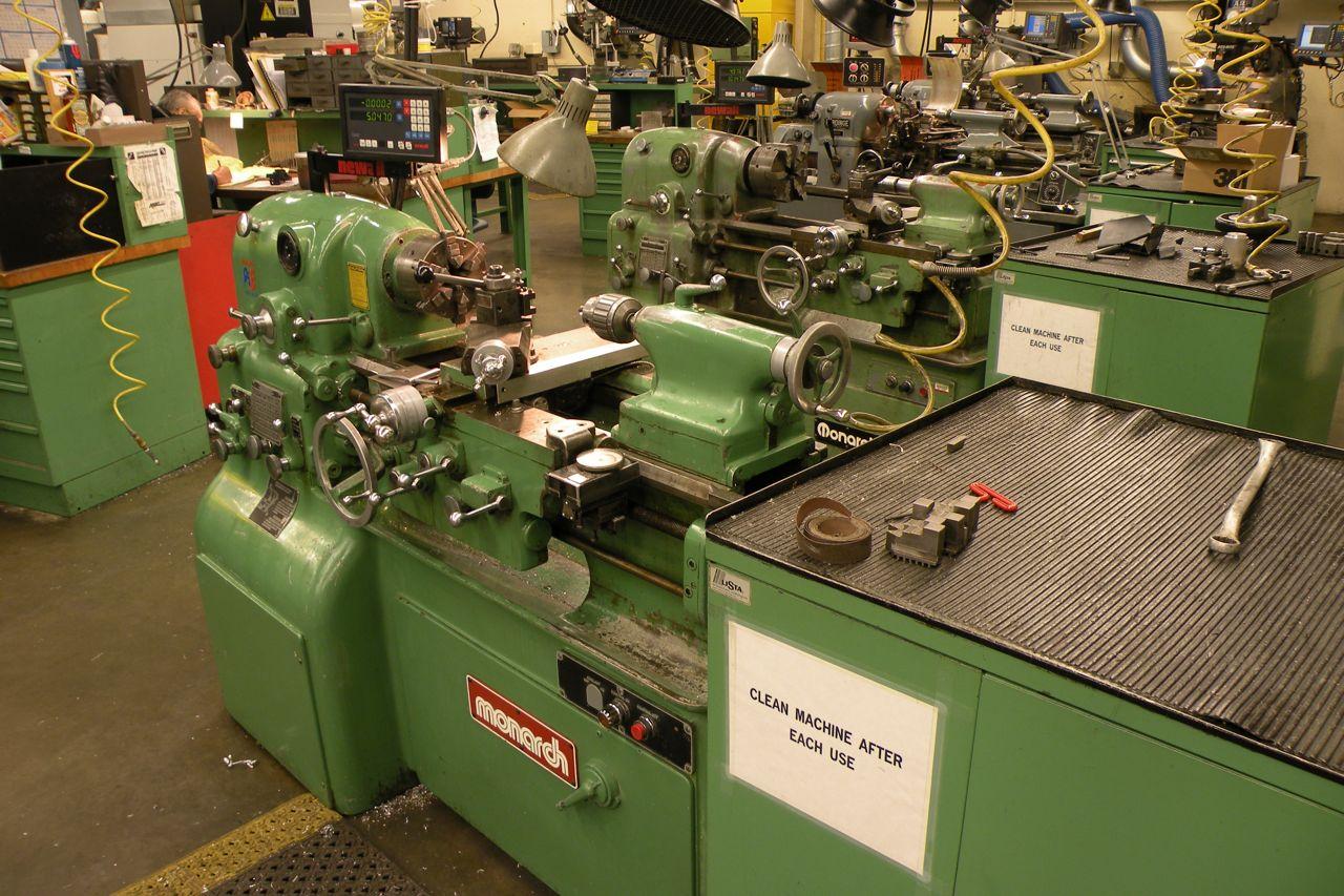 Two Hardinge Tool Room Lathes » Scientific Instrument