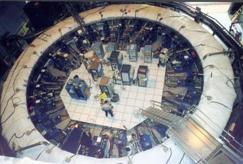 G-2, Muon detector, Brookehaven, Lee Roberts, BU