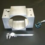 MIMIR collimator box, Dan Clemens