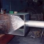 Calorimator for large hadron collider, CERN