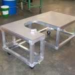 Vacuum chamber table, Brookehaven