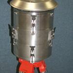 Air sampler, HSPH